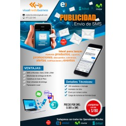 Publicidad SMS - Viawebcenter