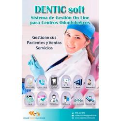 Aplicación Dentic Soft