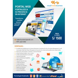 Portal web - ePublishing