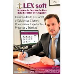 Aplicación Lex Soft