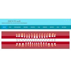 Aplicación Dentic Soft - Odontograma